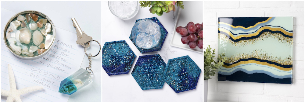 Resin Craft Projects