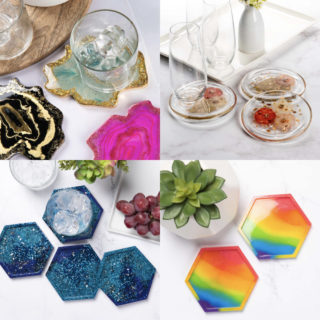 Resin coasters feature image