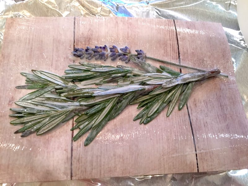 Rosemary-pressed-and-Mod-Podge