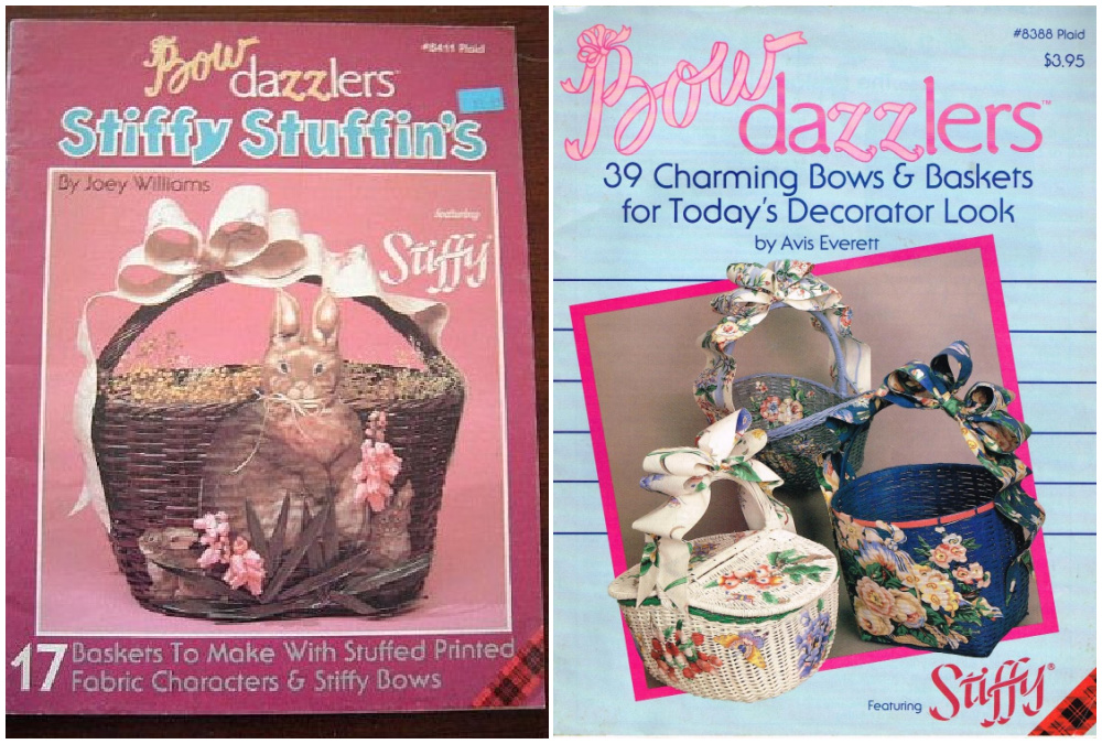 Stiffy Stuffins and Bow Dazzlers
