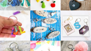 DIY keychains feature image