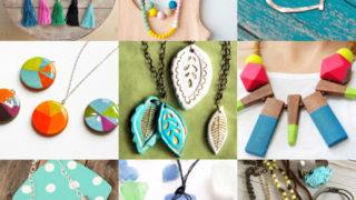 DIY necklaces feature image