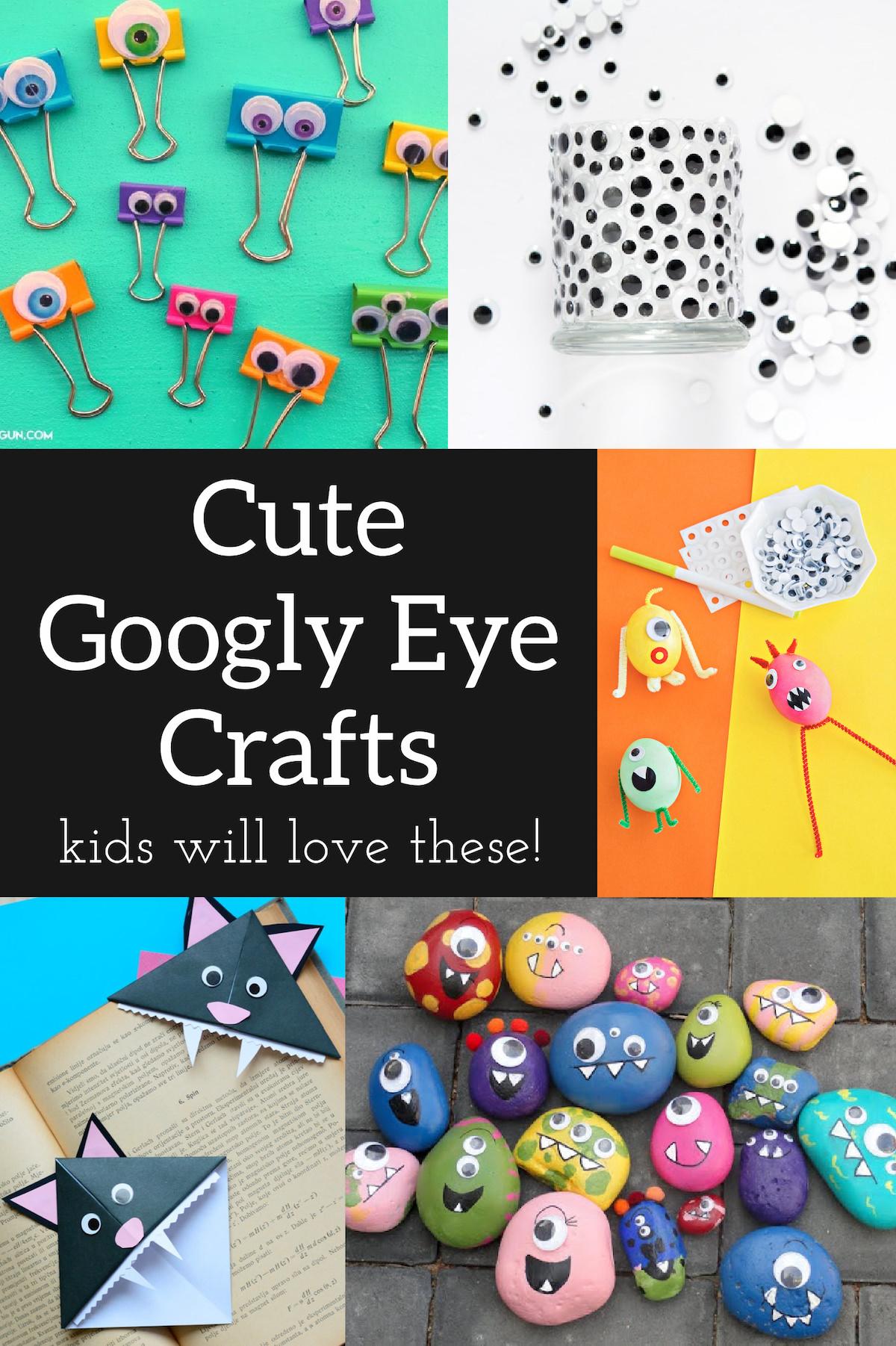 Googly Eye Crafts