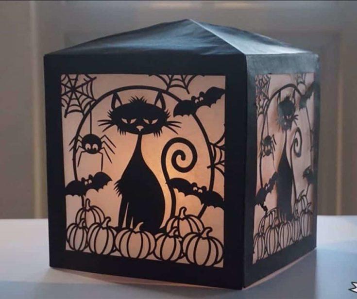 halloween lantern 2