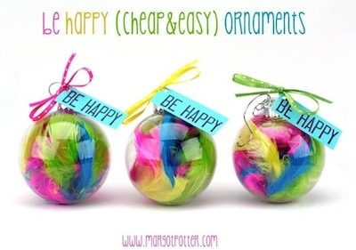margot-potter-be-happy-ornaments-one