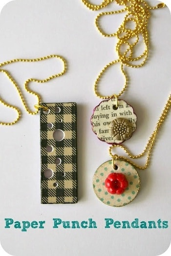 whimsy-love-paper-punch-pendants